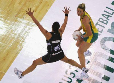 Aust NZ netball