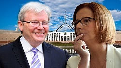 Rudd, Gillard and Beyond
