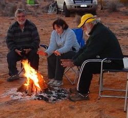 Red Centre Holiday: living was easy in the Simpson Desert