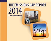 A failure of ambition: the UNEP Emissions Gap Report: