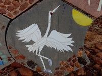 Simpson Desert crossing 8: Birdsville