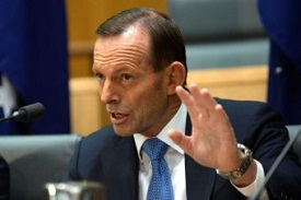 Abbott: a prime ministership in its death throes