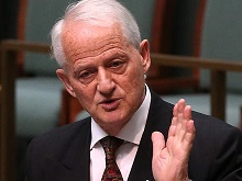 Abbott sacks Philip Ruddock