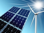 Large scale renewable energy still lives