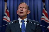Abbott's war on terror