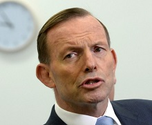 Abbott back in the game after the budget