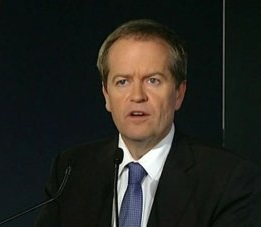Shorten loses some bark at the Royal Commission