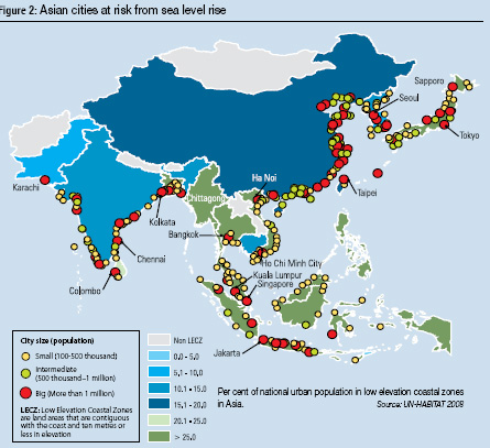 UNEP Asian cities