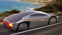 At last, a truly practical solar sports car!