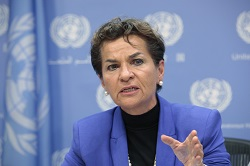 Can Christiana Figueres persuade humanity to save itself?