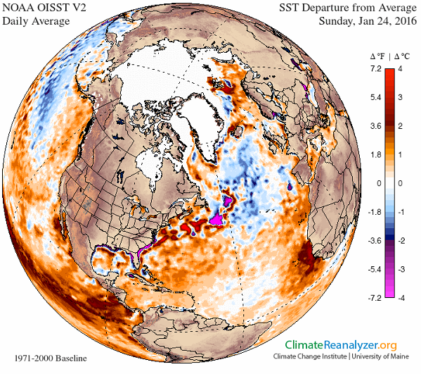 GFS-025deg_NH-SAT1_SST_anom_24_Jan_2016_600_cropped