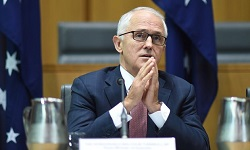 Turnbull and energy policy broken