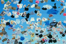 A world drowning in plastic
