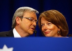 Rudd shunted 10 years ago: reflections and reappraisals
